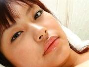Impish Teen Yukari Fujima in Sexy Lingerie