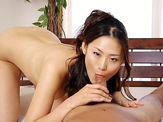 A hot cock sucking POV style starring hot milf Risa Murakami.