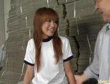 Hitomi Odagiri Japanese schoolgirl