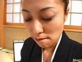 Marie Sugitomo Takes A Deep Drilling In A Kimono picture 11