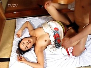Megumi Tsuchida Cute Asian doll in cosplay sex