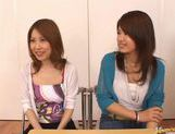 Japanese babe in crazy sex game picture 12