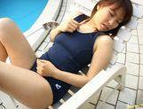 Hikaru Hinata masturbation and hot tit fuck picture 15