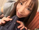 Emiru Momose sucking on cock like crazy picture 15