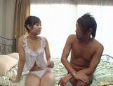 Nice teen Natsumi likes it hard and doggy-style! picture 6