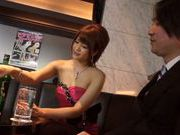 Horny Japanese babe in sexy hardcore demonstration