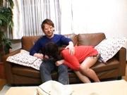 Sexy Michiru Kobayashi Loves To Be Fucked Wildly