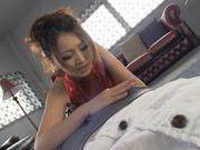 Yuki Touma likes a nice pounding!