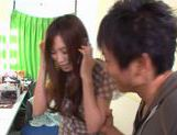Saki Ayano hot ass hoe sex picture 3