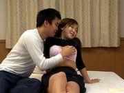 Yumi Aida wild cumshot action!