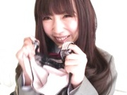 Rico Yamaguchi Asian schoolgirl is fucked