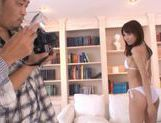 Alice Miyuki Pretty Asian babe is a sexy TV model picture 5