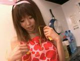 Miho Imamura beautiful Japanese teen is a sexy model picture 11