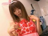 Miho Imamura beautiful Japanese teen is a sexy model picture 12