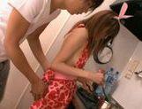 Miho Imamura beautiful Japanese teen is a sexy model
