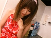 Miho Imamura beautiful Japanese teen is a sexy model