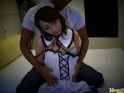 Aya Kisaki Kinky Asian maid