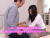 School Uniform Sex In Stockings With Nana Ogura picture 4