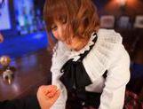 Hot handjob and blowjob from sexy Kirara Asuka! picture 15