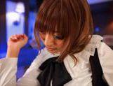 Hot handjob and blowjob from sexy Kirara Asuka!