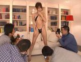 Alice Miyuki Pretty Asian babe is a TV model picture 7
