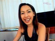 Ayako Toudou kinky shower sex