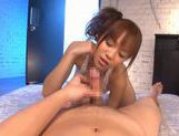 POV blowjob and fucking with Shelly Fujii