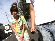 Miho Imamura hot Japanese teen is sexy