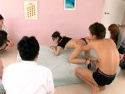Cute   Ann Yabuki gives a massage and sucks cock like crazy!young asian, asian teen pussy, asian girls}