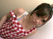 Rina Katoh Gives A Blowjob While Masturbating In A Public Bathroomasian babe, young asian}