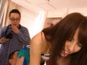 Alice Miyuki Lovely Japanese TV model is sexy