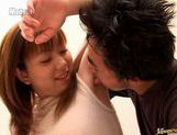 Erika Kozima works her ass during a hot fucking lesson picture 3