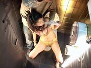 Yuki Inaba Bends Over For A Dildo In Her Pussycute asian, asian anal}