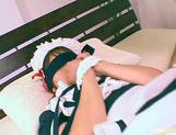 Ai Uemura fucking as a sexy maid