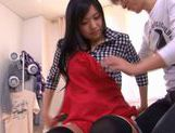 Nana Ogura wildest teen fuck! picture 10