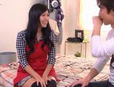 Nana Ogura wildest teen fuck! picture 1