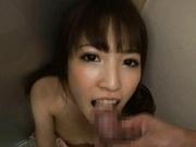 Cute Asian Amateur with a Hot Facial