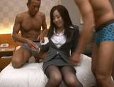 Hot Japanese fucking action