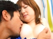 Big tits babe Alice Ozawa hammered by cock!