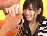 Jizz Bomb for Naughty Teen Rico Yamaguchi picture 8