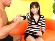 Jizz Bomb for Naughty Teen Rico Yamaguchi