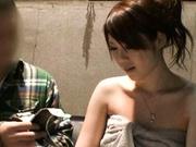 Naughty Shiori Hazuki and her Cute Tits