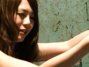 Naughty Shiori Hazuki and Her Hairy Pussy