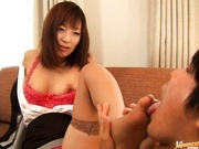 Akane Mochida provides the kinkiest hardcore sex