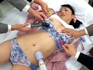 Natsumi Kitahara is s hot mature that loves a good gangbang.