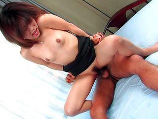 Brunko Kanazawa is a hot milf that enjoys a good classic fuck.