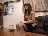 MILF Toy Fucking With Japanese Hottie Ren Mukai picture 7