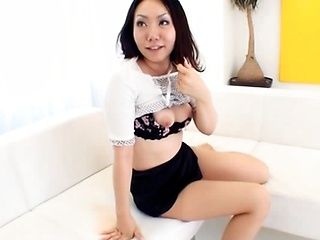 Japanese housewife in sex adventure fun