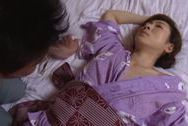 Horny asian mature lady Emiko Koike blows and fucks hot guyhuge tits, japanese boobs, asian boobs