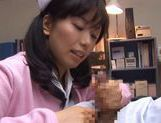 Hina Hanami Sucks And Titty Fucks In A Nurse Outfit picture 3